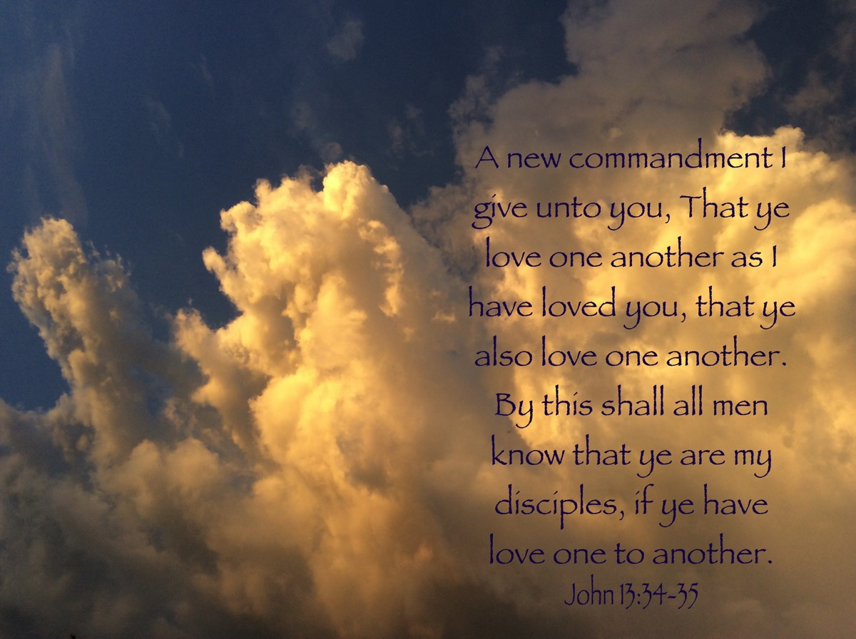 John13 34 35